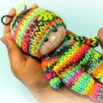 Loom Knit Tiny Dolls Video