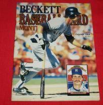 Don Mattingly October 1988 New York Yankees Beckett Magazine *FREE SHIPPING!* $4.99