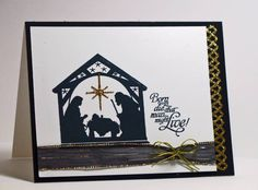 CAS145 ...that we may live! by atsamom - Cards and Paper Crafts at Splitcoaststampers