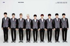 FNCエンタより初の男性ダンスアイドルグループ「SF9」がデビュー!