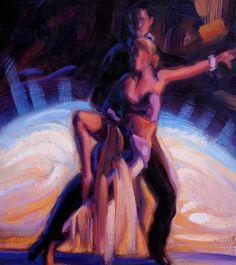 "Enjoy my original romantic poem ""Tango Two to Rio""   ♥ ♥ www.paintingyouwithwords.com"