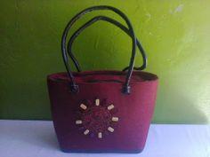 Shopping baobab fiber Tote brown basket
