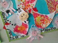 Preschool Crafts - Farm Animals