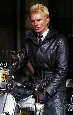 "Sting in ""Quadrophenia"" - 1979"