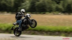 2018 Triumph Street Triple 765 Review Triumph Triple, Triumph Street Triple, Motorcycle News, Bobbers, Cafe Racers, Choppers, Devil, How To Find Out, Motorcycles