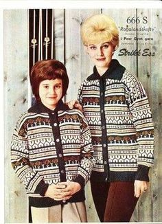 Color Combinations, Knitting Patterns, Retro, Blouse, Crafts, Tops, Craft Ideas, Colour, Women
