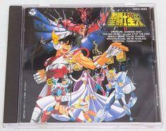 Saint Seiya We're Fearless Warriors JAPAN CD 30CC1682 1987 ANIME JUMP MANGA