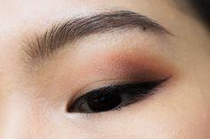 warm make up look for brown eyes #makeup #browneyes #urbandecayultimatebasics