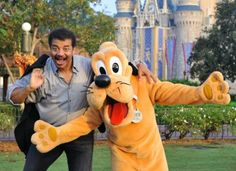 Neil deGrasse Tyson and Pluto are still friends