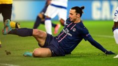 Paris Saint-Germain FC's Zlatan Ibrahimović in action during their UEFA Champions League group stage match against FC Porto  ©AFP/Getty Images