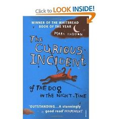 The Curious Incident of the Dog in the Night-time: Amazon.co.uk: Mark Haddon: Books