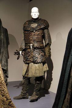 "Game of Thrones. Bryden ""Blackfish"" Tully by frocktalk, via Flickr"