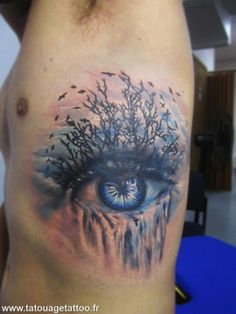 Eyes Tattoos Pictures