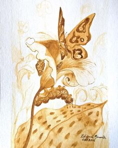 A butterfly  #Arts #Drawing #Lily #Artist #monochrome #ArtsPage #Wedding #Flowers#Landscape #Tree #Fae #Light #Shade #Sky #Portrait #Figure#animal #Painting #Fairy #Practice #Art #Drawings #paintings#Album #Sell #Celtic #pencil #watercolor #gouache #Pastel http://misstagram.com/ipost/1565101221566515744/?code=BW4W0TNAIog