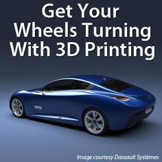 Peek behind the curtains of the automotive design process and learn how 3D printing is being used to prototype and test the cars of the future.