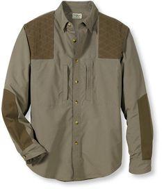 Technical Upland Shirt: Shirts | Free Shipping at L.L.Bean