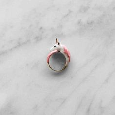This dainty little ring.