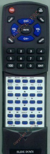 VALOR Replacement Remote Control for ACCRT705F, DTS603W, DTS605W, ITS700W, ITS701W by Redi-Remote. $32.00. This is a custom built replacement remote made by Redi Remote for the VALOR remote control number ACCRT705F. *This is NOT an original  remote control. It is a custom replacement remote made by Redi-Remote*  This remote control is specifically designed to be compatible with the following models of VALOR units:   ACCRT705F, DTS603W, DTS605W, ITS700W, ITS701...