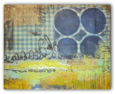 Encaustic Basics-Part II-How to do encaustic painting. Learn how to prepare your substrates, learn how to fuse, and how to add color to your encaustic paintings.
