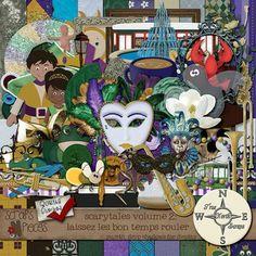 ScaryTales Volume 2: Laissez les bon temps rouler (PU/S4H) by True North Scraps found at  Scraps N Pieces Store