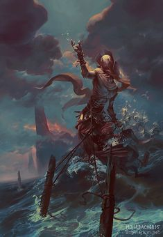 Ananiel, Angel of Storms