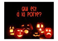 C'est le soir d'Halloween