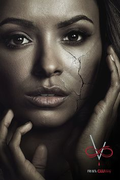 "The Vampire Diaries Kat Graham as ""Bonnie Bennett"" The Vampires Diaries, Serie Vampire Diaries, Vampire Diaries Poster, Vampire Diaries Seasons, Vampire Diaries The Originals, Damon Salvatore, Paul Wesley, Damon And Stefan, Bonnie Bennett"