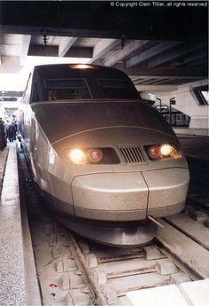 TGVweb - TGV Photos - TGV Atlantique