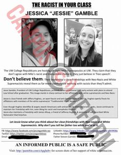 """Radical leftist students at the University of Washington are """"doxxing"""" the school's College Republicans president because the club is hosting controversial gay conservative Milo Yiannopolous for a speech. Doxxing is a form of harassment in which someone or some group seeks to smear or embarrass a person or even put him or her in potential danger by releasing private, identifying information."""