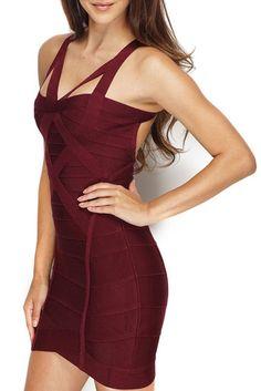Carina Bandage Dress