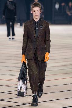Dior Homme Menswear осень-зима 2017/2018