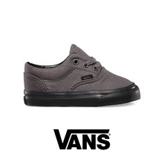 Toddlers Charcoal Authentic #Vans