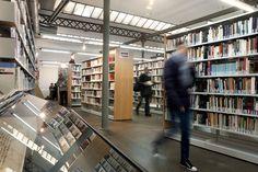 Biblioteca Central Urbana Can Casacuberta. Badalona Public Library