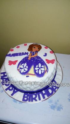 creamy cravings: Sofia the First