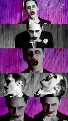 The Joker Joker Photos, Joker Images, Harley And Joker Love, Gravity Falls Journal, Joker Iphone Wallpaper, Joker Halloween, Jared Leto Joker, Clown Horror, Joker Art