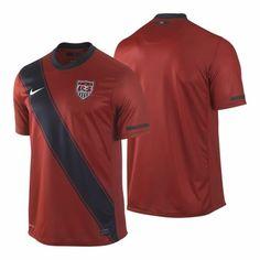 Nike U.S. Soccer 2011 Third Jersey    $55.99 at www.TodoFut.com