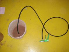 Make Your Own Sandblaster and How To Use It