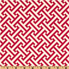Waverly Cross Section Raspberry  Item Number: UL-376  Our Price: $13.98 per Yard