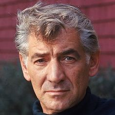 August 25, 1918 Leonard Bernstein born in Lawrence, Massachusetts. Flamboyant, inspired and voracious in his conducting style, Bernstein got his big break conducting the New York Philharmonic in 1943. He was one of the first American-born conductors to lead world-class orchestras. He composed the score for the musical West Side Story. After battling emphysema, he died at the age of 72.