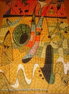 21 Best Modern Abstract Rugs Tapestry