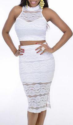 972ea445cc Zaheera (White)-Great Glam is the web s best online shop for trendy club