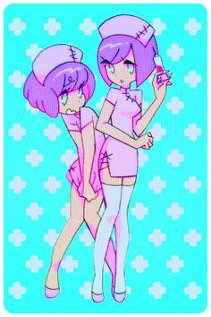 .How Nurses Dress in Japan