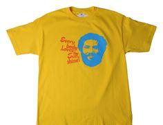 The Giant Peach - Roy Ayers - Sunshine Men's Shirt, Yellow, $24.00 (http://www.thegiantpeach.com/roy-ayers-sunshine-mens-shirt-yellow/)