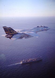 Grumman F-14A Tomcat of VF-32