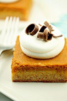 Pumpkin butter cake...........
