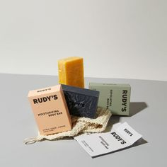 Superior products since Rudy's began in Rudy's brand products are the best hair and body products, for everybody. Cool Packaging, Beauty Packaging, Print Packaging, Packaging Stickers, Design Packaging, Packaging Ideas, Logo Design, Design Poster, Graphic Design