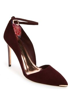 22d2146a3 Ted Baker London  Vleyi  d Orsay Pointy Toe Pump (Women)