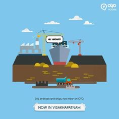 #BudgetHotel OYO Rooms now in #Visakhapatnam