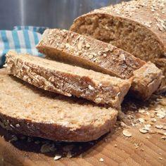 Havermoutbrood / Oatmeal bread - Het keukentje van Syts