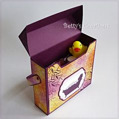 Bettys-creations: Wellness-Geschenkköfferchen